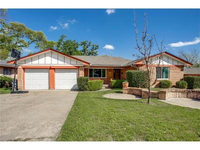 Dallas Single Family Home For Sale: 1431 Autumn Leaves Trail