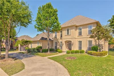 Colleyville Single Family Home For Sale: 6403 Wallace Lane