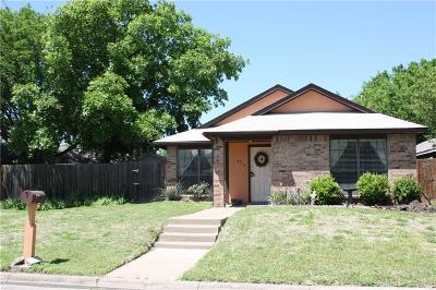 Fort Worth Single Family Home For Sale: 4717 Wineberry Drive