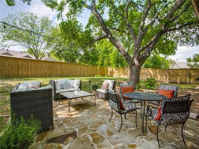 Fort Worth Single Family Home For Sale: 3716 Summercrest Drive