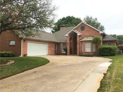 Dallas Single Family Home For Sale: 4112 Fairlakes Court