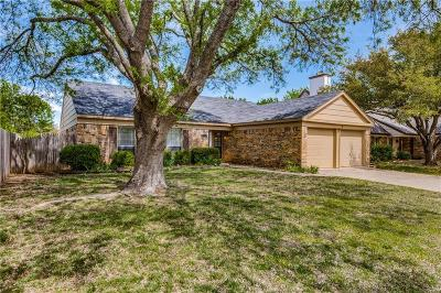 Flower Mound Single Family Home For Sale: 1732 Homestead Street