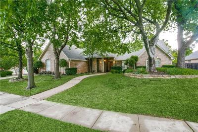 Southlake Single Family Home Active Option Contract: 305 Waterford Court