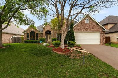 Flower Mound Single Family Home For Sale: 2124 Longfellow Lane