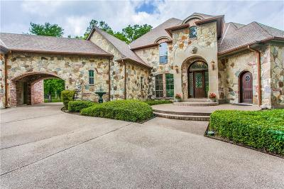 Fort Worth Single Family Home For Sale: 5817 Forest River Drive