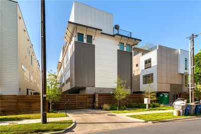 Dallas Condo For Sale: 5816 Lindell Avenue #4