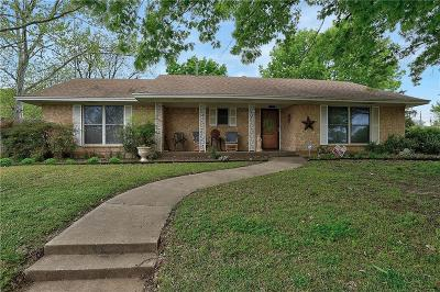 Sherman Single Family Home For Sale: 1006 S Valentine Drive