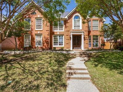 Collin County Single Family Home For Sale: 617 Water Oak Drive