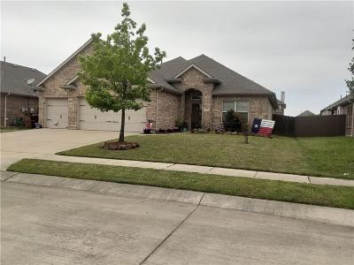 Royse City Single Family Home For Sale: 3012 Glenoaks Drive