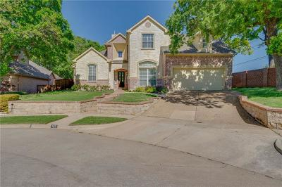 Coppell Single Family Home For Sale: 102 Bristol Court