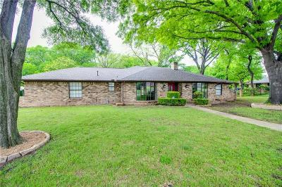 Single Family Home For Sale: 5469 Jefferson Drive