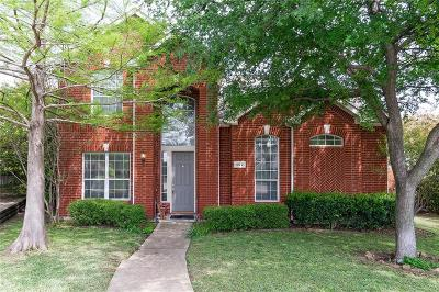 Allen Single Family Home For Sale: 402 Stonebridge Circle