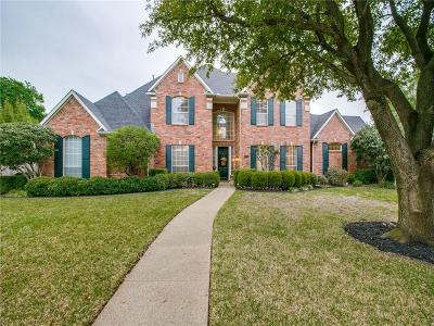 Southlake Single Family Home Active Option Contract: 802 Woodcrest Court