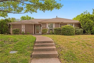 Carrollton Single Family Home For Sale: 2118 Nob Hill