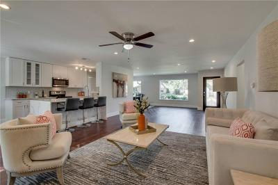 Dallas Single Family Home For Sale: 3412 Old Colony Road