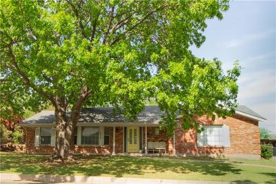 Fort Worth Single Family Home For Sale: 6928 Valhalla Road