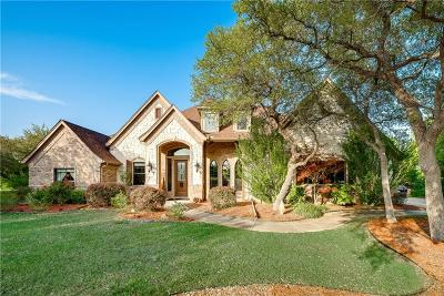 Azle Single Family Home For Sale: 165 Blacktail Lane