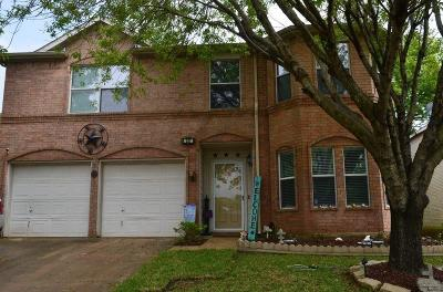 Seagoville Single Family Home For Sale: 227 Prentice Drive