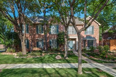Coppell Single Family Home For Sale: 210 Chinaberry Way