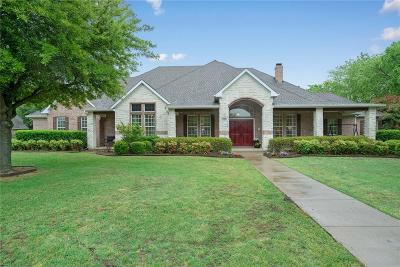 Garland Single Family Home Active Option Contract: 1140 Talley Road