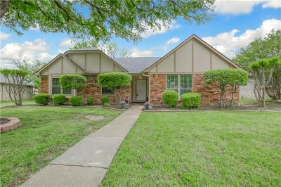 Lewisville Single Family Home For Sale: 1558 Sunswept Terrace