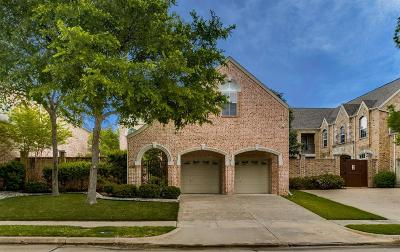 Denton County Single Family Home For Sale: 4621 San Marcos Way