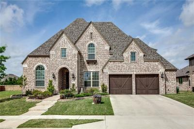 Flower Mound Single Family Home For Sale: 6625 Roughleaf Ridge Road
