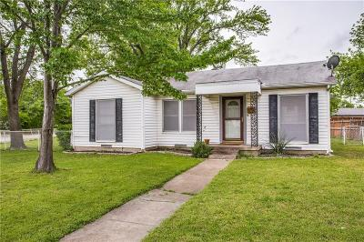 Dallas Single Family Home For Sale: 1327 Casa Vale Drive
