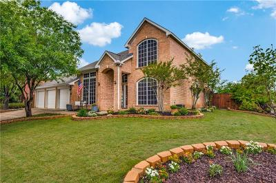 Flower Mound Single Family Home For Sale: 2900 Elmridge Drive