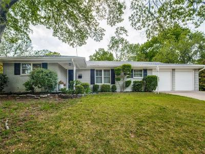 Fort Worth Single Family Home For Sale: 1608 Saxony Road
