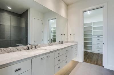 Dallas Condo For Sale: 4120 Gilbert Avenue #A