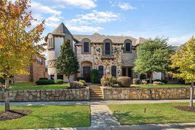 Denton County Single Family Home For Sale: 7593 Rawlins Lane