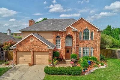 Flower Mound Single Family Home For Sale: 1604 Lansdale Drive