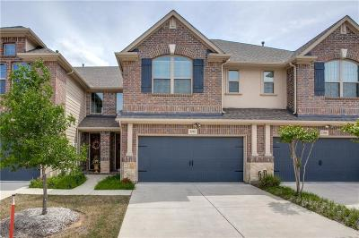 Plano Townhouse For Sale: 2212 Wabash Way
