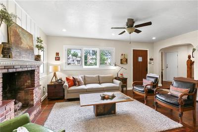 Single Family Home For Sale: 5029 Milam Street