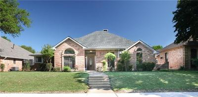 Plano Single Family Home For Sale: 5113 Mustang Trail