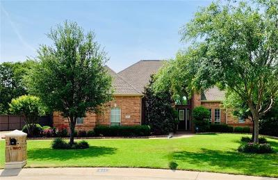Southlake Single Family Home Active Contingent: 611 Blair Court