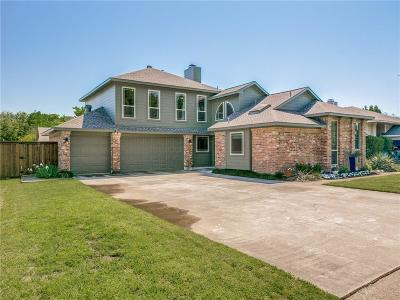 Coppell Single Family Home For Sale: 419 Brooks Lane