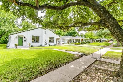 Single Family Home Active Option Contract: 1917 Patton Court