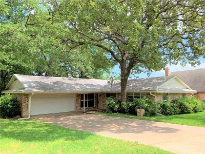 Denison Single Family Home For Sale: 172 Circle Drive