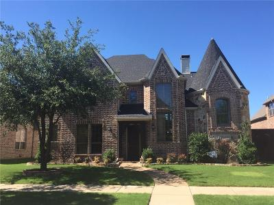 Denton County Single Family Home For Sale: 2634 Sage Ridge Drive