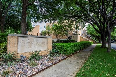 Dallas County Condo For Sale: 3922 Gilbert Avenue #217