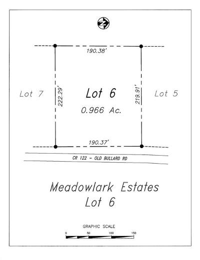 Tyler Residential Lots & Land For Sale: 18120 Cr 122