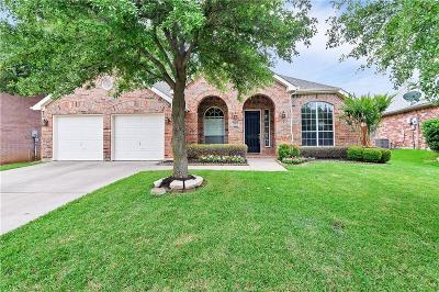 Keller Single Family Home For Sale: 2012 Old York Drive