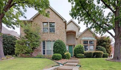 Flower Mound Single Family Home For Sale: 2608 Napier Lane