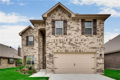 Fort Worth Single Family Home For Sale: 5921 Scottsdale Lane