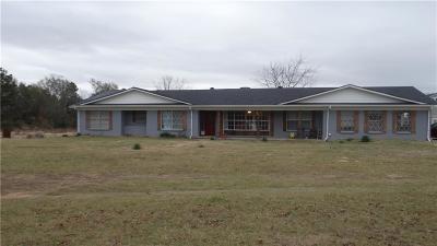 Bullard Single Family Home For Sale: 3711 W Cr 152 Road