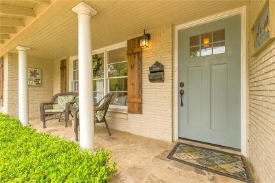 Tarrant County Single Family Home For Sale: 1200 Sherwood Drive
