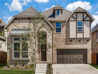 Collin County Single Family Home For Sale: 5920 Folsum Place