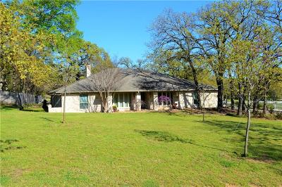 Tarrant County Single Family Home For Sale: 1247 Mount Gilead Road